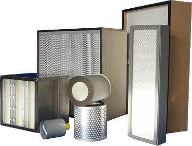 AFC Air Filtration & Containment GmbH - Malsch - Filterelemente