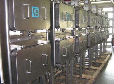 AFC Air Filtration & Containment GmbH - Malsch - Zu- und Abluftanlagen